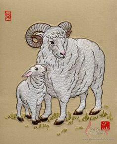 1000 images about sheep ram goat on pinterest chinese zodiac chinese zodiac signs and sheep. Black Bedroom Furniture Sets. Home Design Ideas