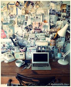 I wish my office looked like this.