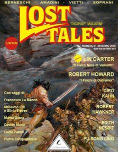"""Andrea Berneschi, """"Sotto l'occhio di Tanit"""" - racconto contenuto in """"Lost Tales"""" n. 0, Gennaio 2018  https://letterelettriche.it/shop/"""