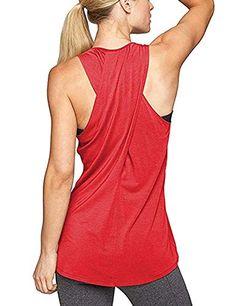 Débardeur femme Activewear Gym Sports Running Débardeur panneau latéral monté Leggings
