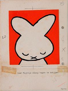 誕生60周年記念 ミッフィ―展 | デザイン・アートの展覧会 & イベント情報
