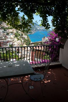 Room with a View - Positano, Amalfi Coast, Italy