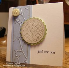 IC183 Circle Circus by LeAnne Pugliese - Cards and Paper Crafts at Splitcoaststampers
