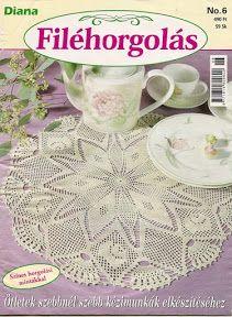 Diana filehorgolas 06 - sevar mirova - Picasa Webalbumok #crochetmagazine
