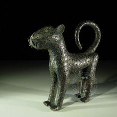 95597 Bronze Leopard Benin Afrika | eBay