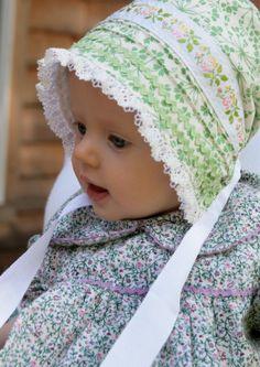 All occasions baby bonnet easter bonnet photo by StarlitesChild 416da19fae6d