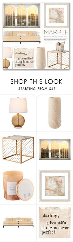 """Classic Elegance - Marble Home: 24/04/17"" by pinky-chocolatte ❤ liked on Polyvore featuring interior, interiors, interior design, home, home decor, interior decorating, cupcakes and cashmere, Nate Berkus, D.L. & Co. and PTM Images"