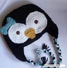Gorro de pinguino