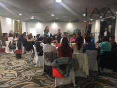Sesionando en Querétaro curso de Candy Bar