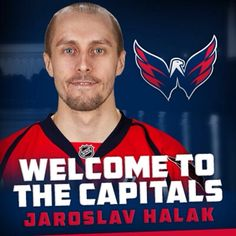 The Washington Capitals acquired goalie Jaroslav Halak at the 2014 trade deadline.