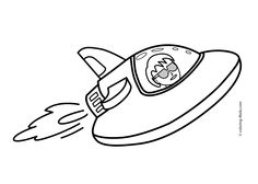 space rocket coloring pages - HD 2079×1483