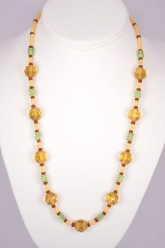 Languid Summer Golden Sunshine and Green Leaves by FiveLeavesFound, $25.00
