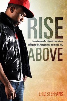 Rise Above - Hip-hop/urban Book Cover For Sale at Beetiful Book Covers