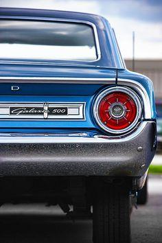 1964 Ford Galaxie 500 - by Gordon Dean II