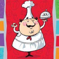 Chef - Paul Sharp