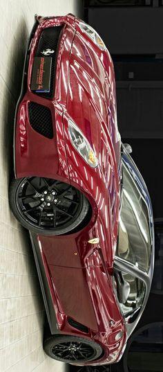 Ferrari 599 GTO by Levon