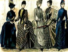 All Things Lovely: Victorian Gothic-Not really into the Goth look but I like these dresses