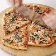 Perfect Pizza Margherita   Food & Wine
