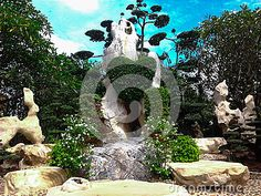 Tropical Garden - Download From Over 46 Million High Quality Stock Photos…