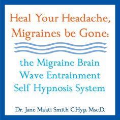 Migraine Headache Binaural Beat Self Hypnosis MP3 - http://mp3.subliminalselfhypnosis.com/migraine-headache-hypnosis-mp3/