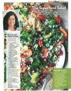 People Magazine Superfood Salad