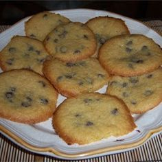 Chocolate Chip Cookies for Special Diets - Allrecipes.com