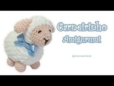 Easter Crochet, Diy Crochet, Crochet Toys, Crochet Flower Tutorial, Crochet Flowers, Tutorial Amigurumi, Diy Doll, Amigurumi Doll, Crochet Animals
