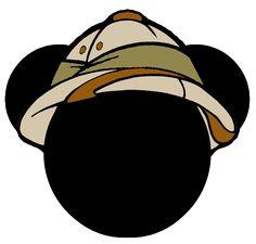 Festa Mickey Safari - imagens e fundos para personalizar!   Guia Tudo Festa - Blog de Festas - dicas e ideias!