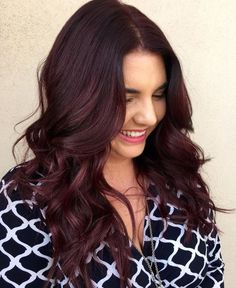 deep auburn hair color best ideas about dark red brown hair on together with modern hair painting deep red hair color for tan skin Dark Red Hair With Brown, Reddish Brown Hair Color, Hair Color Dark, Brown Hair Colors, Dark Brown, Color Red, Purple Hair, Dark Purple, Deep Burgundy Hair Color