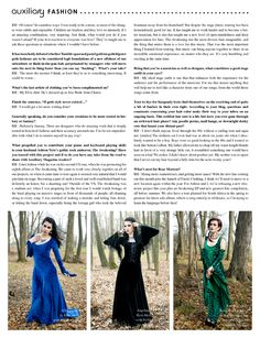 Rose Mortem designer feature and interview in the February /March 2013 issue of Auxiliary Magazine.   Interviewed by Vanity Kills.