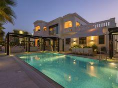 Swimming-pool, Facade of this Fronds, Signature Villa Villa