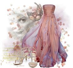 """Masquerade"" by cynthia335 ❤ liked on Polyvore"
