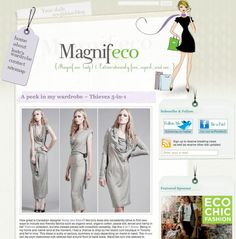 Thieves 5 in 1 Dress in Magnifeco!
