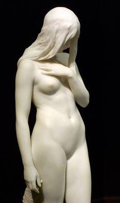 Eve by Thomas Brock, 1900, Tate Britain, Millbank, London, UK.