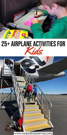 Airplane Activities for Preschoolers & Toddlers (updated for The best toddler airplane activit Toddler Vacation, Toddler Travel, Travel With Kids, Family Travel, Travel Packing Outfits, Packing Tips For Travel, Travel Hacks, Budget Travel, Toddler Airplane Activities