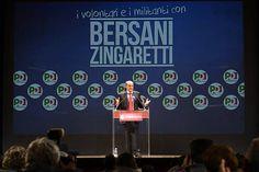 Pier Luigi Bersani - 2013 - Partito Democratico - Political Rally