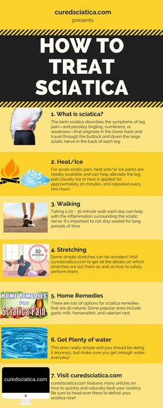 I hope this helps some of you get started with your sciatica treatment. These will help to relieve your pain but you should use them along. Sciatica Pain Treatment, Sciatica Stretches, Sciatica Symptoms, Sciatica Pain Relief, Sciatic Pain, Headache Relief, Back Pain Relief, Sciatic Nerve, Exercises
