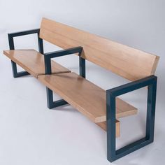 Church Bench by Gerrit Rietveld image 2