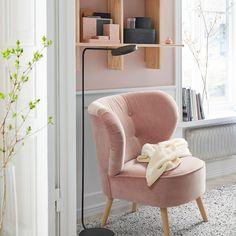 Rosa Sofa, Family Room Design, New Room, Room Inspiration, Living Room Decor, Furniture, Home Decor, Instagram, Bedroom