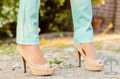 Light Blue Pants Crimenes de la Moda