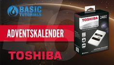 #Adventskalender: Toshiba SSD Q300 240 GB #Gewinnspiel
