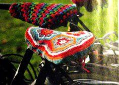 Neues Kleid für das Fahrrad | bennelle