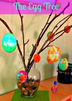 The Egg Tree - Easter Tradition #EasterforKids