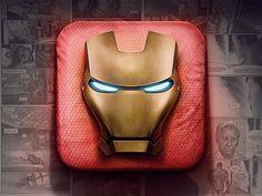 Iron Man by Mihail Shandikov