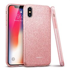 Iphone X Pink Case