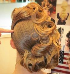 Wedding / Bridal hairstyle