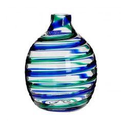 "Carlo Moretti - Vase ""Singleflowers"" - Modell 15.0306.52 - Murano Glas"