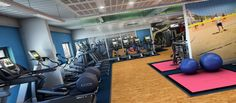 Gym 3D Visual