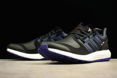 a7f18f875 Official UK Trainers 2017 Adidas Y-3 Pure Boost Zg Knit Royal Core Black  Noir Youth Big Boys Sneakers