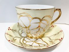 Royal Tara Tea Cup and Saucer Irish Bone China Cup and
